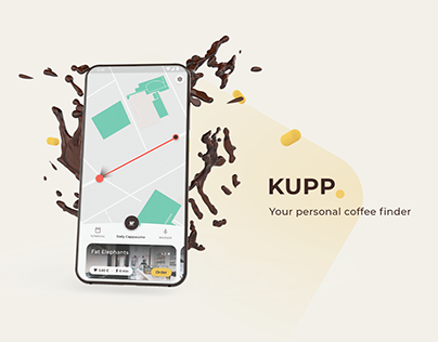 KUPP — Your personal coffee finder