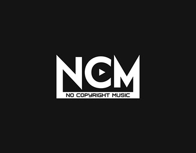 No Copyright Music [NCM] YouTube Channel Logo Design