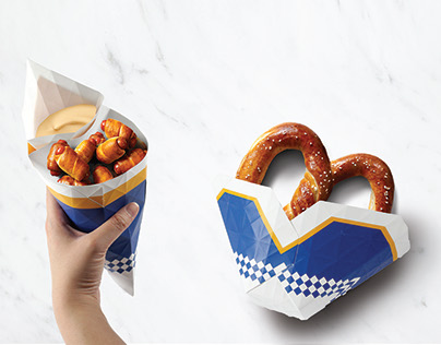 Redesign: Auntie Anne's Packaging