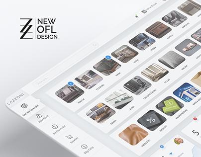 Lazzoni New OFL Design
