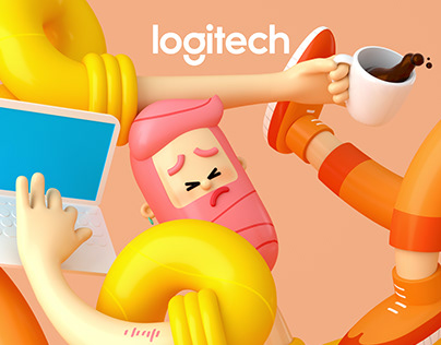 Logitech Work Better at Home