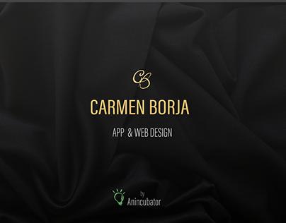 Carmen Borja (App & Web Design)