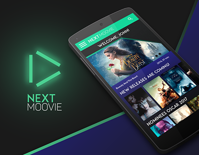 Next Moovie - Mobile application to your favorite movie
