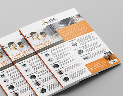 Omadata Brochure