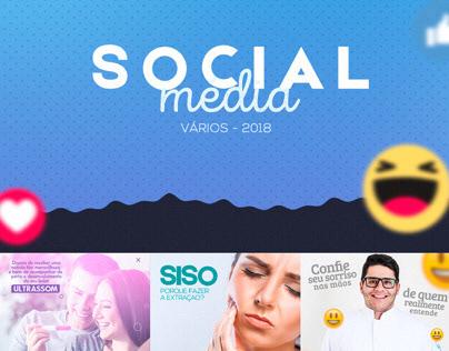 Social Media - Vários 2018