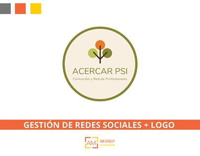 ACERCAR PSI - RRSS + LOGO