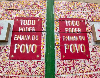 Todo Poder Emana do Povo | Jaguaré Graffiti