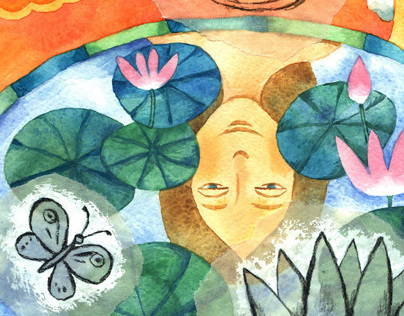 Illustrations for «Yogajournal Russial»