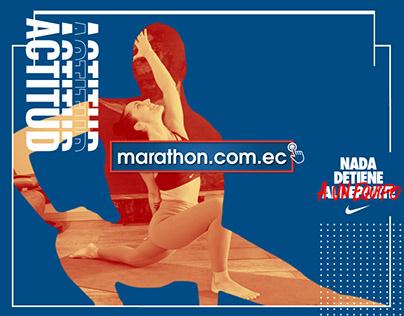 Marathon: Actitud