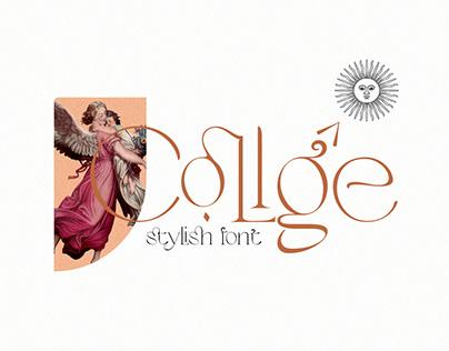 Collge Sylish