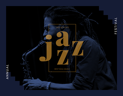 Jazz Social media ad banner kit