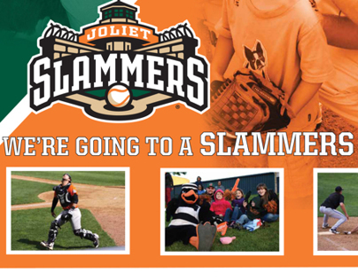 Slammers Promotional Pieces