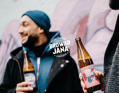 Browar Jana - Beer Labels Design
