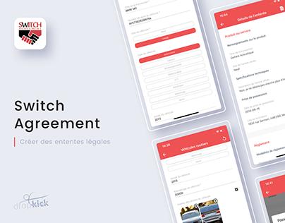 Switch Agreement - Showcase