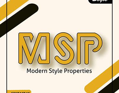MSP branding work