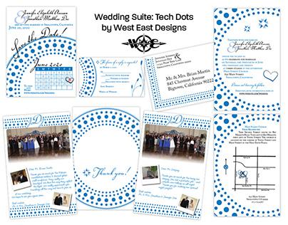 Wedding Suite: Tech Dots