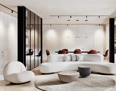 Gathering room design