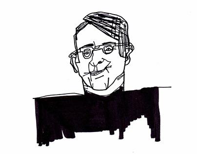 Portrait of Marco Zanuso Jr