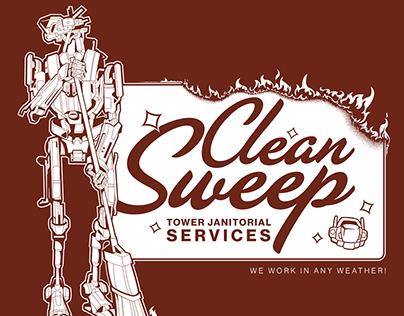 Sweeper Bot Tee