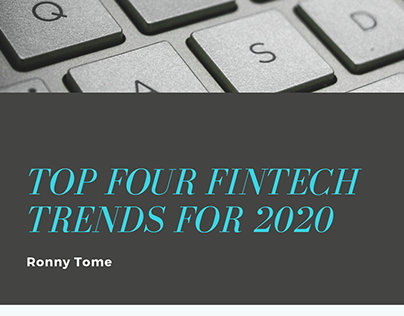 Top Four Fintech Trends for 2020