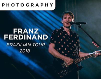 Franz Ferdinand 2018