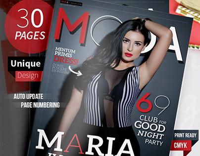 Moda - Fashion Magazine
