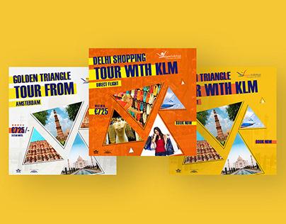 Tour & Travel ads
