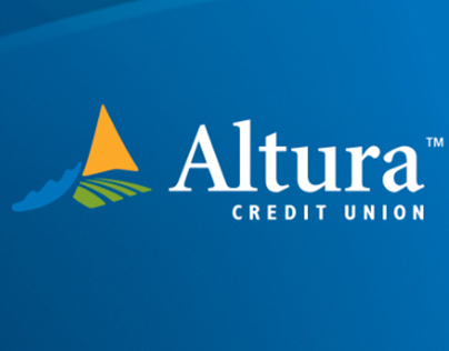Discover Credit Card Sign In >> Altura Credit Union Branding on Behance
