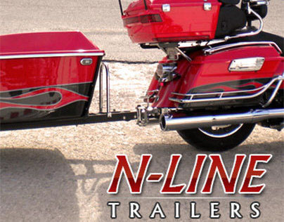 N-LINE Motorcycle Trailers