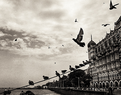 Aamchi Mumbai - Photo Series