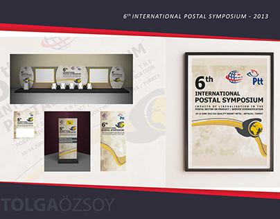 6th INTERNATIONAL POSTAL SYMPOSIUM