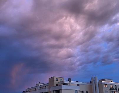 Skies and Clouds - 07