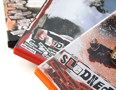 Slednecks Key Art
