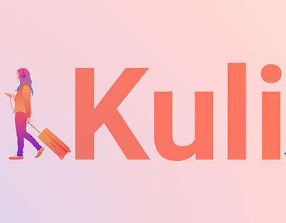 Kuli Community Brand Identity