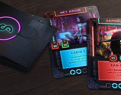 Trading Card Game – Creator – vol.13 – Cyberpunk