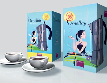 packaging Caffettiera