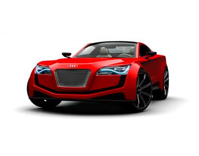 Audi RR6 Concept