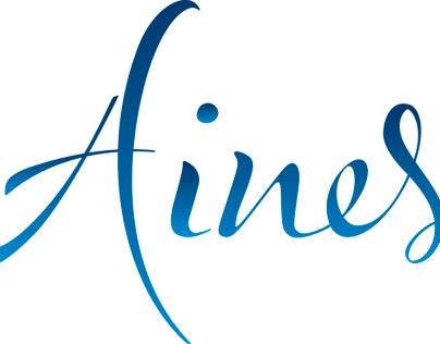 Aines Logo