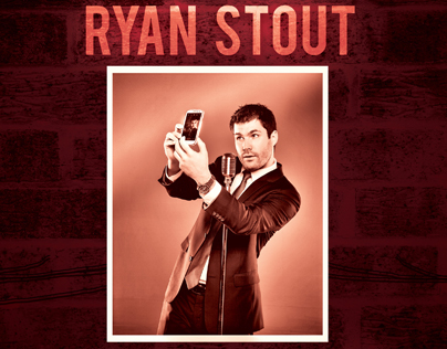Comedian Ryan Stout - Punchline Comedy Club Promotion