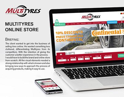 Multityres E-Commerce
