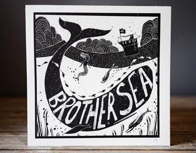 Brother Sea album cover