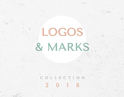 Logos & Marks 2018 Vol.07