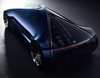 Bugatti Helix Concept