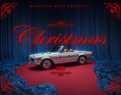 Mercedes-Benz 2020 Christmas Campaign