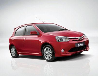 Toyota Liva Gift, Commercial Concept