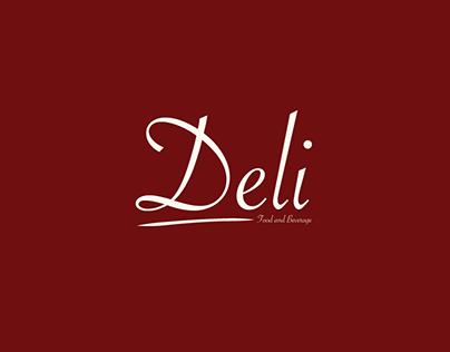 Deli Takeaway Full Branding