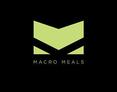 Logo Design - Macro Meals