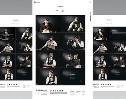 Maquette Web - Valentinstudio