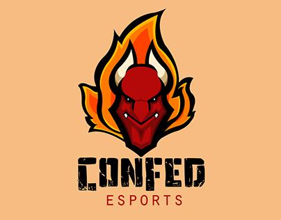Logo Design - Confed Esports