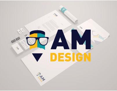 BRANDING// AM DESIGN// BRAND IDENTITY